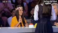 Ảo thuật ma ám khiến giám khảo sợ chết khiếp trong vòng loại Asia's Got Talent 2017 - The Sacred Riana