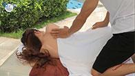 Massage gái xinh Thái Lan 1
