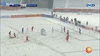 Cú đá phạt kinh điển của Quang Hải gỡ hòa 1-1 cho U23 Việt Nam trước U23 Uzbekistan