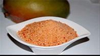 Cách làm muối ớt rang khô chấm hoa quả tuyệt ngon