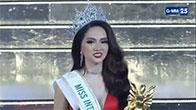 Khoảnh khắc Hương Giang Idol đăng quang Hoa hậu Chuyển giới Quốc tế 2018