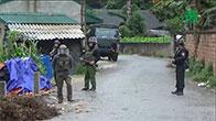 200 cảnh sát sử dụng xe bọc thép bao vây trùm ma túy tại Sơn La