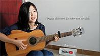 """Cô gái Nhật hát """"Gửi Anh Xa Nhớ - Bích Phương"""""""