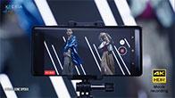 Ra mắt siêu phẩm Sony Xperia XZ3 - Camera đơn, màn OLED cỡ lớn