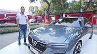 Khám phá chi tiết xe VINFAST Sedan Lux A2.0 giá 800 triệu tại Việt Nam