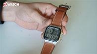 Review chi tiết đồng hồ Casio World Time AE1200WHD sau 1 năm sử dụng