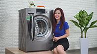 Đánh giá máy giặt Panasonic NA-128VX6LV2