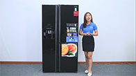 Đánh giá tủ lạnh Hitachi 584 lít R-M700GPGV2 - To khỏe bền bỉ