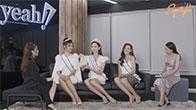 Hoa Hậu Lương Thùy Linh quảng cáo bánh tráng trộn bằng tiếng Anh cực duyên dáng