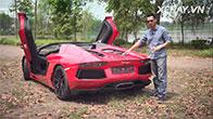 Trải nghiệm Lamborghini Aventador Roadster duy nhất tại Việt Nam